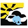 pioggia eschiarite